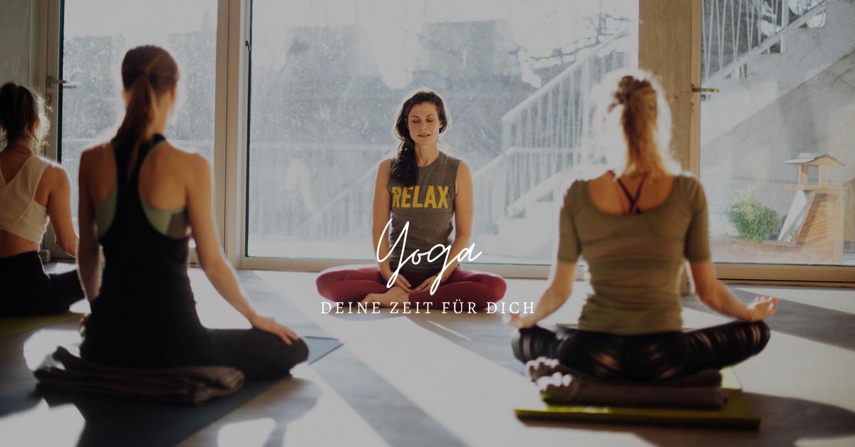 Yoga Zeit für dich